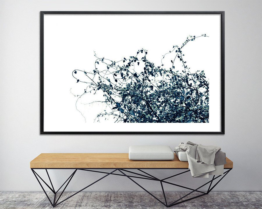 Large Nature Print Giclee Print Up To 40x60 Huge Wall Decor Tree