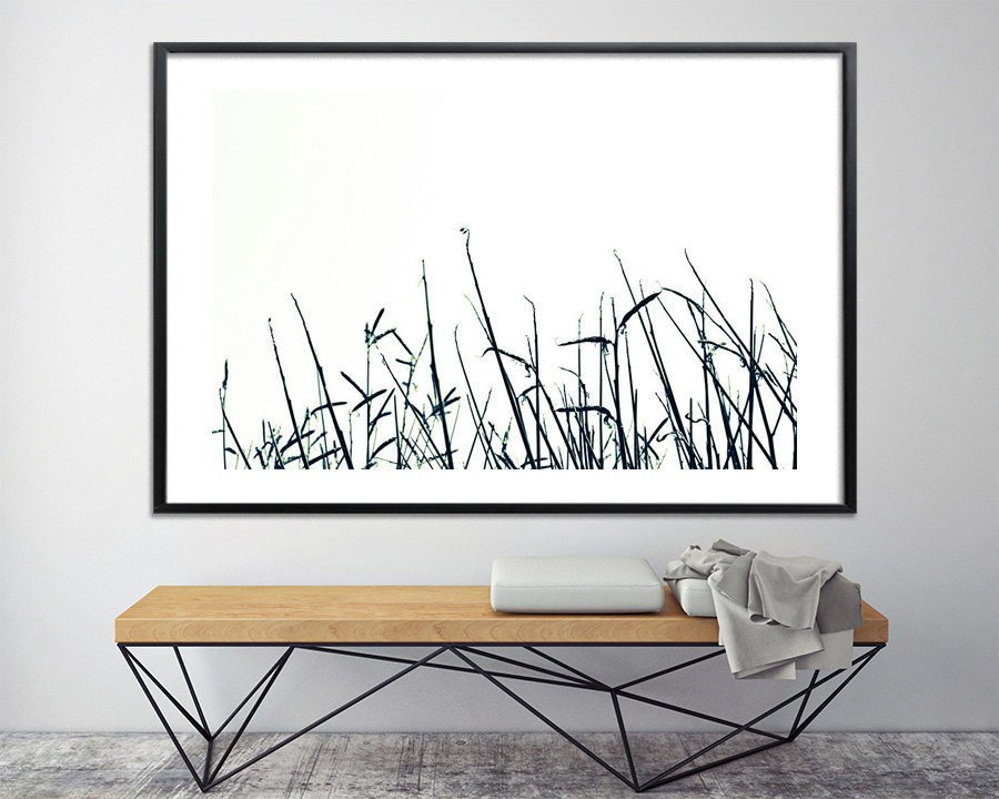 Nature Inspired Large Botanical Posters