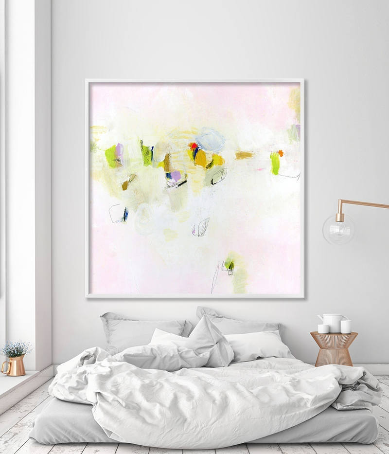 GICLEE PRINT of Large Abstract Painting Abstract Art Large Wall Art ...